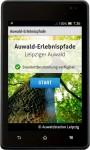 Die App Auwald-Erlebnispfade kann auf das eigene Geräte kostenfrei herunter geladen werden.